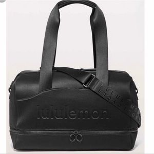 Lulu-To the Beat Duffle.